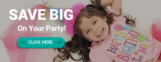 Save Big on Your Kid's Birthday Party